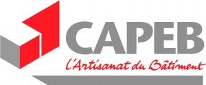 Logo de la CAPEB organisme professionnel